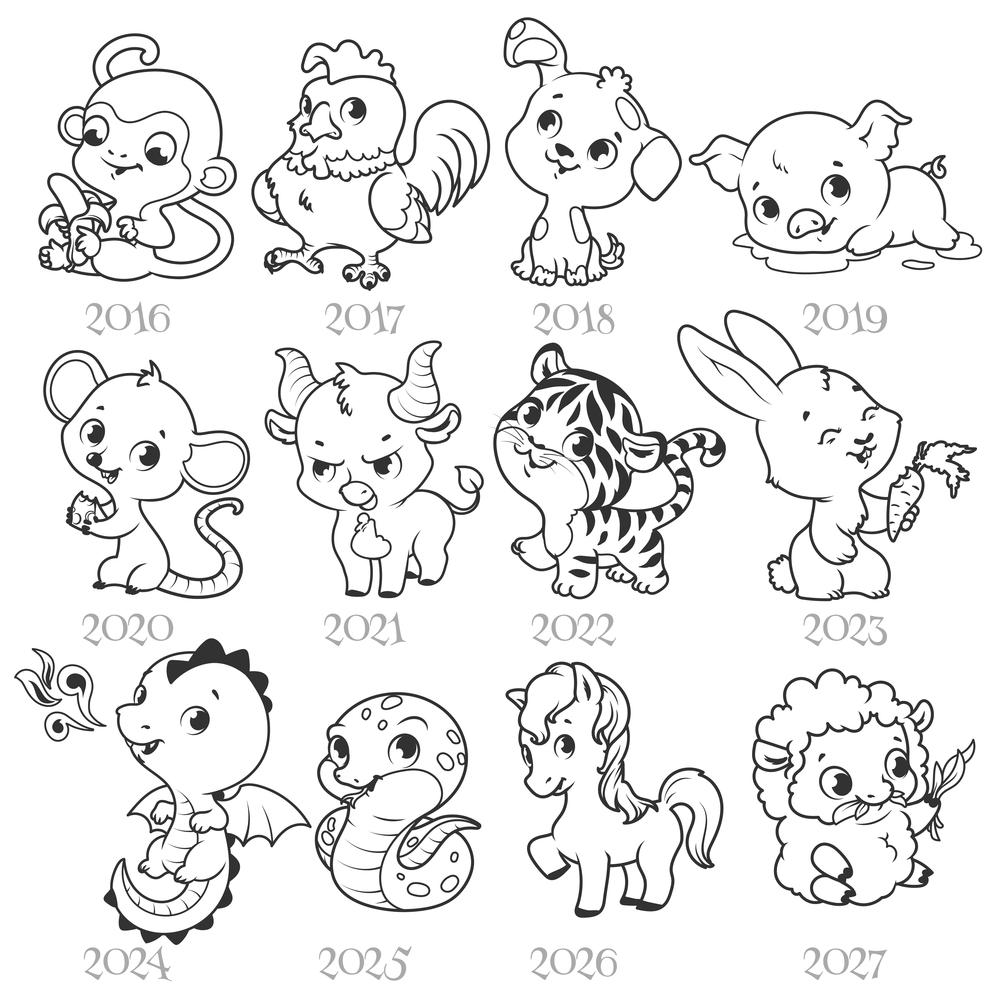 animalitos para dibujar